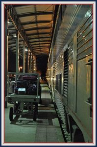 Amtrak The City of New Orleans train