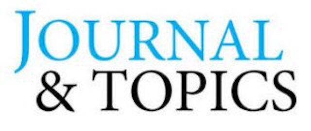 Journal & Topics News