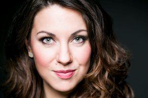 Sarah Ponder, Mezzo-Soprano