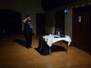 POW-MIA Missing Soldier Honor Ceremony