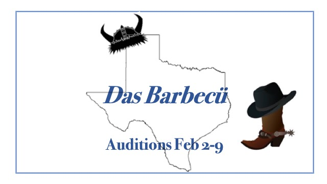 Petite Opera Auditions for Das Barbecu