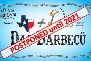 Petite Opera Productions 2020 season postponed